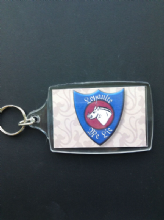 Large Richard III Boar Keyring